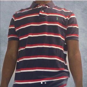 Striped Ralph Lauren Polo Shirt s/s